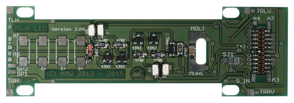 Austauschplatine für Re 4/4 IV und Ae 6/6 von Roco